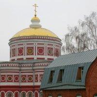 Воскресенская церковь :: Геннадий Храмцов