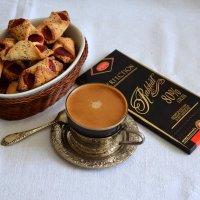 Чашечка ароматного кофе... :: Anna Gornostayeva