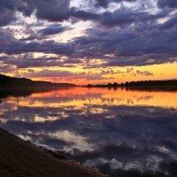 """""""В реку смотрятся облака..."""" :: Galina S*"""