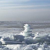 Ледяное ОБО :: Светлана Воробьёва