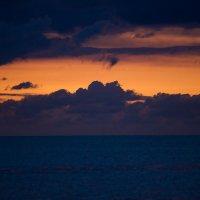 Закат над Азовским морем :: Ольга Осипова