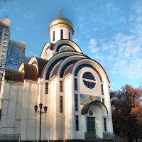 Покровский храм в Ростове-на-Дону... :: Тамара (st.tamara)