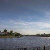 Там, где встречаются реки :: Надежда Попова