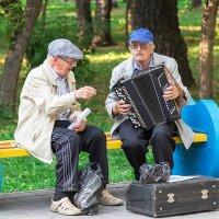 В парке :: Николай Мелонов