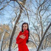 зимняя съемка :: Жанна Кузнецова