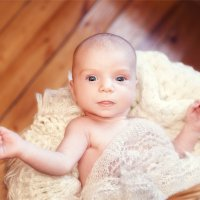 Кирочка, 2 месяца :: Anna Lipatova