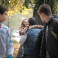 Было трое друзей... :: Игорь Волосянкин