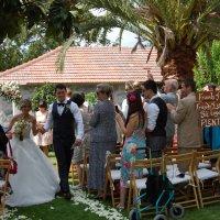 Только что поженились! :: Natalia Harries