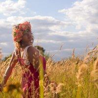 В полях :: Galya Voron