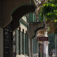 Старая улица :: Лариса