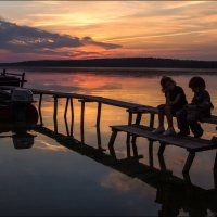Провожая лето :: Елена Ерошевич