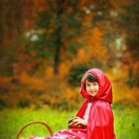 Красная шапочка :: Оксана Чепурнаева