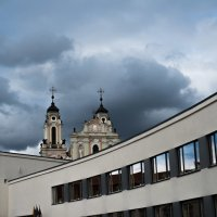 кусочек Вильнюса, 12 сентября :: MVMarina