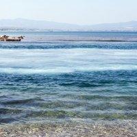 Пролив На полуострове Халкидики :: Александр Картеропуло