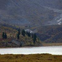 Часовня альпинистов - в память о тех, кто не вернулся с Белухи :: Геннадий Мельников