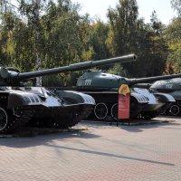 Порядок в танковых войсках :: Anatolyi Usynin