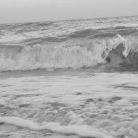 Шторм на Азовском море :: Сергей Волков