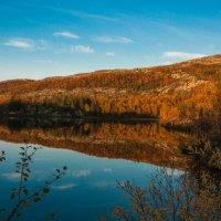Полярная осень :: Sergey