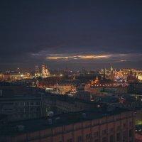 Вечерняя Москва :: Daniel Woloschin