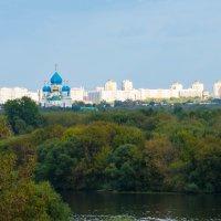 Вид со смотровой в Коломенском :: Kasatkin Vladislav