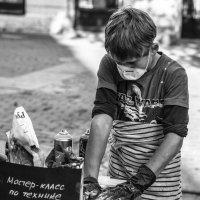 Космос в руках :: Анна Брацукова