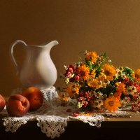 Осенние зарисовки... :: Валентина Колова