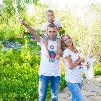 """Счастливая семья :: Первая Детская Фотостудия """"Арбат"""""""