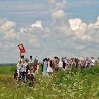 На святой источник... :: Святец Вячеслав