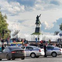 Парад студентов Башкортостана-2015 т. 89196045346 :: arkadii