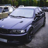 BMW КОТ 3 :: Владимир