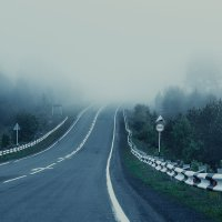 Туман :: Роман Топычканов