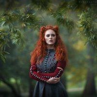 портрет :: Ярослава Бакуняева