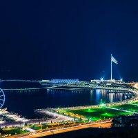 Ночной Баку :: Анзор Агамирзоев