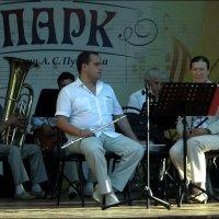 духовой оркестр :: Юлия Денискина