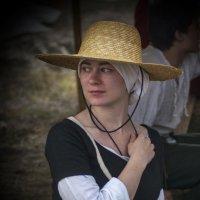Девушка в шляпе :: Игорь Кузьмин