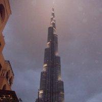 Дубай Бурдж-Халифа :: Владимир