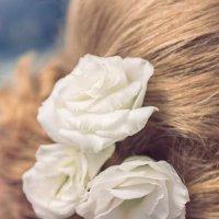 Прическа невесты :: Елена Осипова
