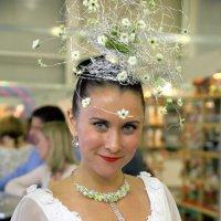 наряд для невесты(шляпка) :: Олег Лукьянов