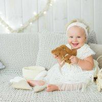 """Маленькая принцесса :: Первая Детская Фотостудия """"Арбат"""""""