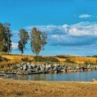 Маленький залив :: Дмитрий Конев