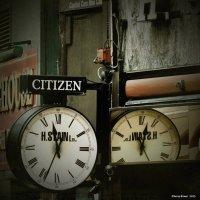 Городские часы :: Анна Браун