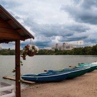 лодочная станция :: Павел Шалаев