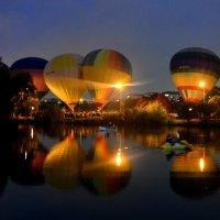 воздушные шары :: Ирина Регер