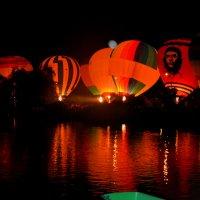 Закрытие фестиваль воздушных шаров г.Пятигорск :: Ирина Регер