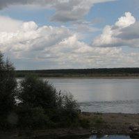 Бия :: Олег Афанасьевич Сергеев