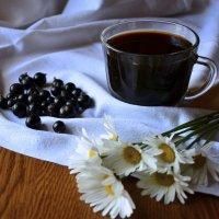 Утренний кофе :: Яна Бушуева