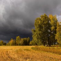 Осеннее :: Kassen Kussulbaev