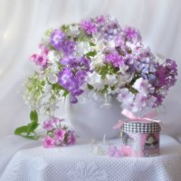 Задержать до последнего вздоха, заповедных цветов аромат... :: Валентина Колова