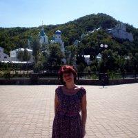 На отдыхе в Святогорске сентябрь 2015 год :: Татьяна Пальчикова