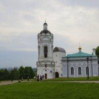 Церковь и колокольня Георгия Победоносца в Коломенском. :: Владимир Болдырев